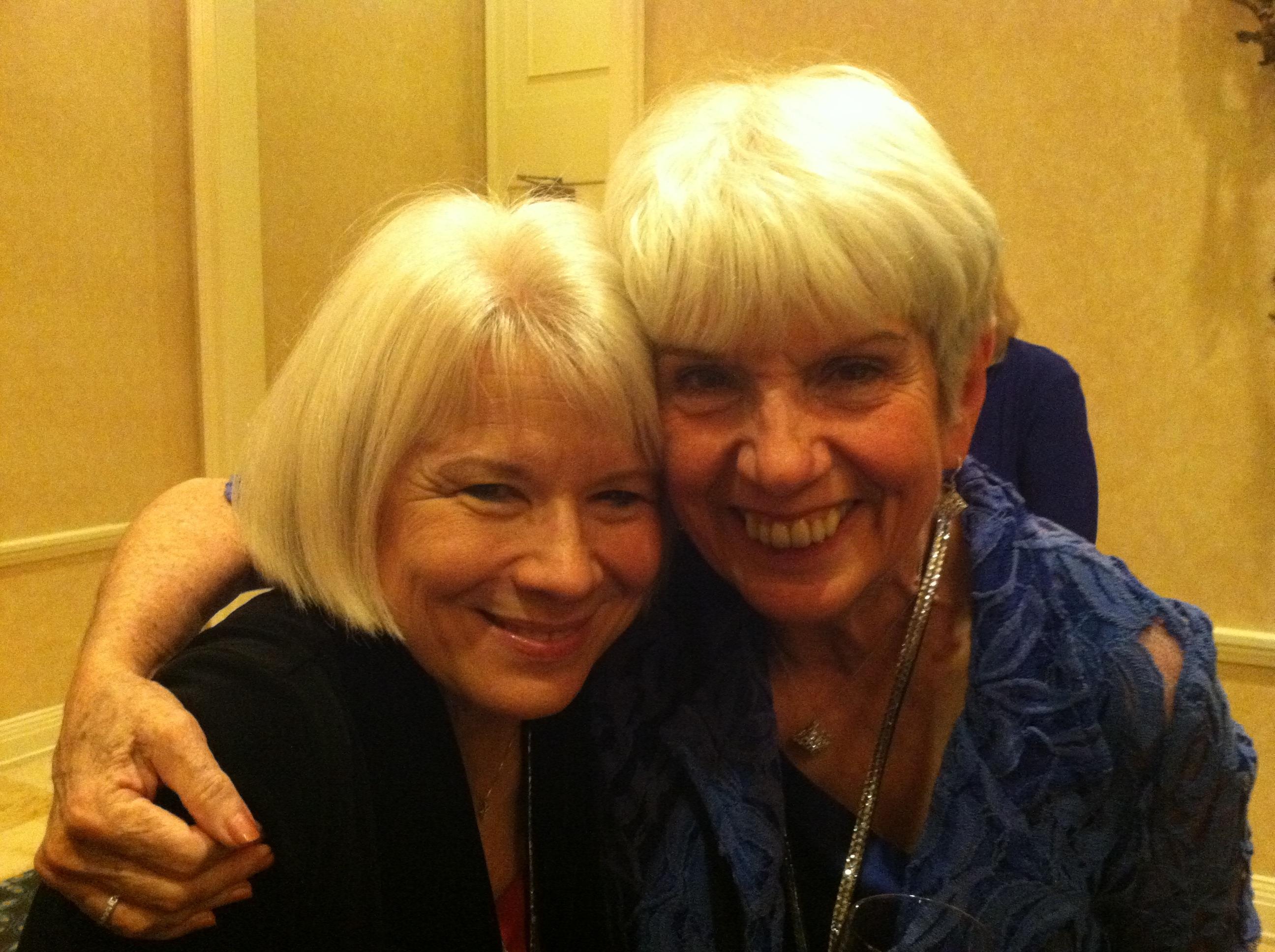 Sharon and Celia