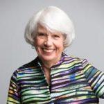 Headshot of Celia Crossley, the founder of Crosworks