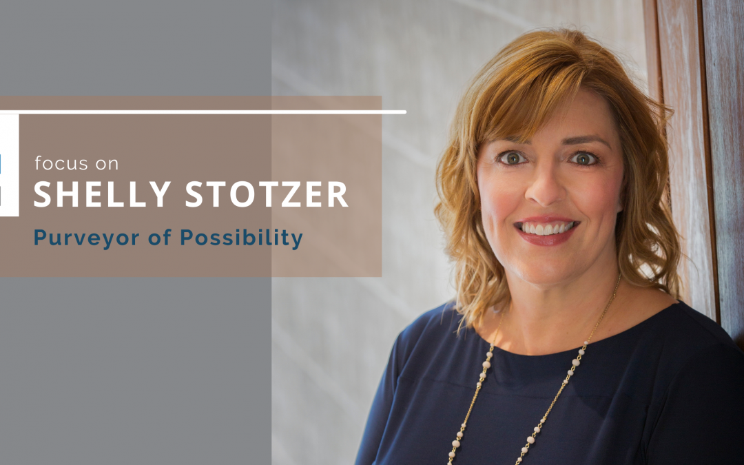 Shelly Stotzer seeks fresh ways to evolve as both a career coach and parent in the new year