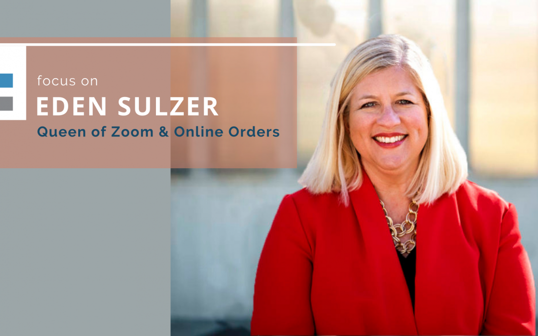 Eden Sulzer practices introspection to awaken clarity in purpose, career