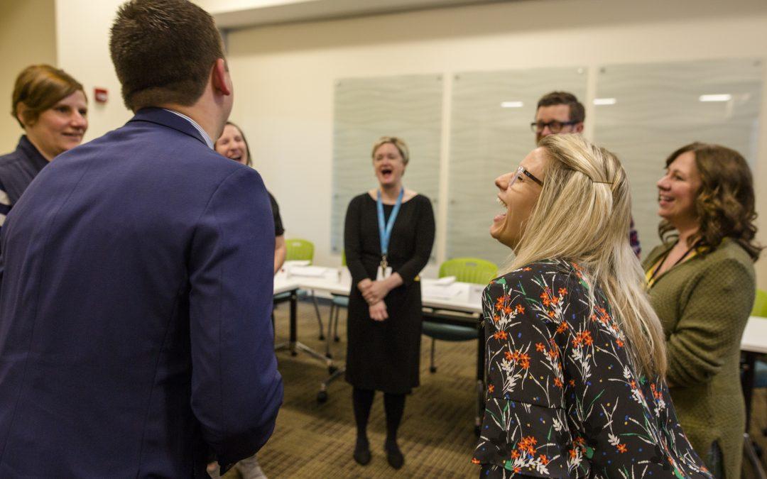 Lifeline of Ohio partnership delivers authentic talent, leadership development