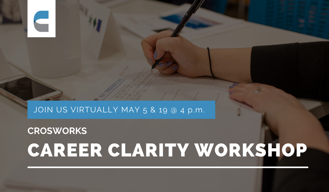 Ready to invest in your future? Our Career Clarity Workshop helps you chart your path.