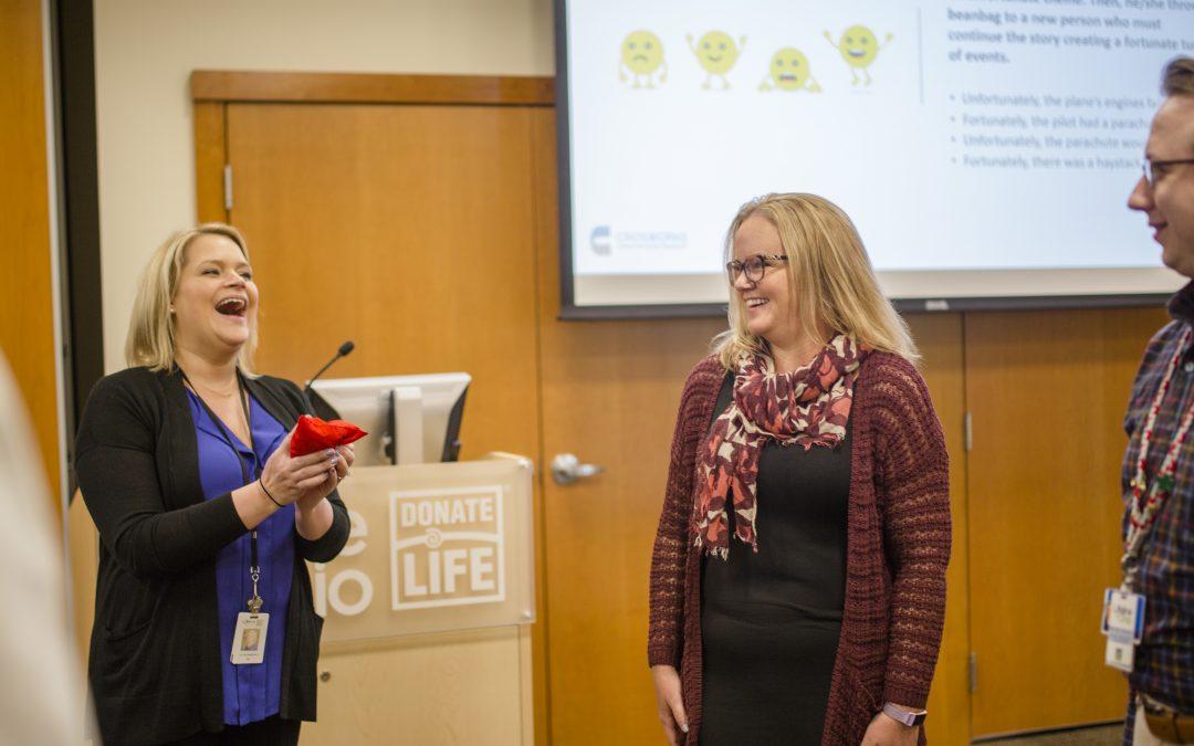 maximizing talent program at lifeline of ohio