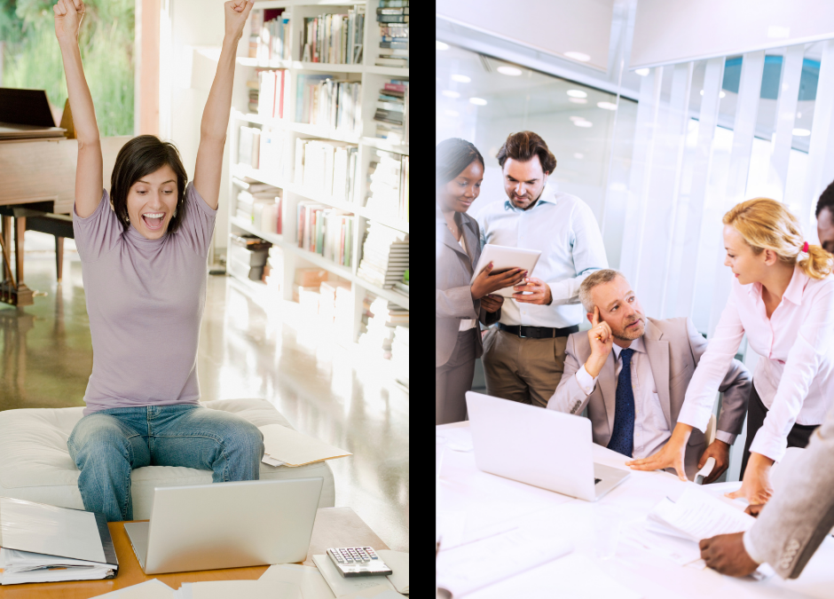 Embracing the Hybrid Workplace